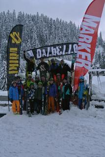Mit dem Young Blood Camp in Laax started eine neue, spannende Freeski Saison!