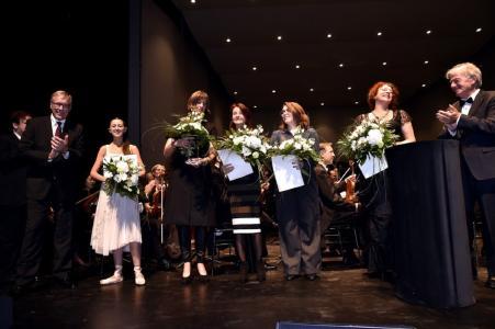 MiR Theaterpreis / (c) Sparkasse