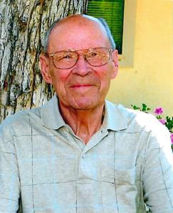 Reinhold Kilian im Jahr 2014 / Foto: Privat