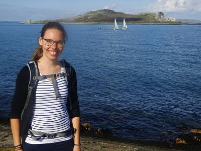 Susanne verbrachte drei Monate mit Experiment e.V. als Demi Pair in Irland / Experiment e.V.