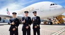 "Emirates A380 takes ""pole"" position at Spanish Grand Prix"