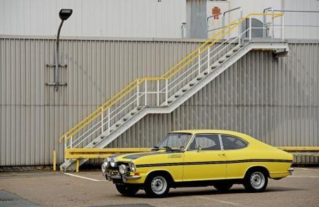 Opel Kadett B Rallye: Ab 1966 auf dem Markt – der Urahn aller Kompaktsportler.