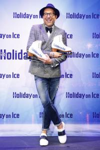 HOLIDAY ON ICE mit Thomas Rath