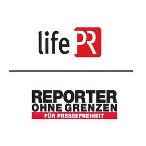 """lifePR partnert jetzt mit """"Reporter Ohne Grenzen"""""""