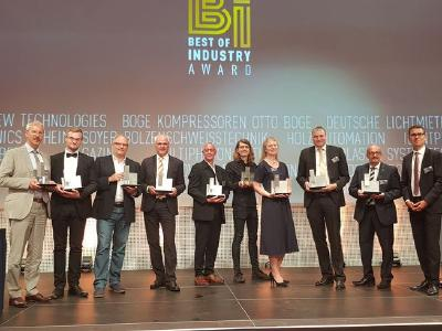 """""""Best of Industry"""" Award: Jetzt für Favoriten abstimmen, Foto: MM Maschinenmarkt"""