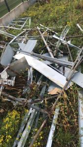 Leidenschaftliche Schrottsammler aus Castrop Rauxel entsorgen auch Altmetall