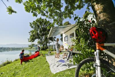 Camping in Bayern am See
