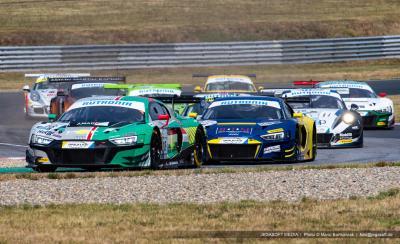 DMV GTC beim ersten ADAC Racing Weekend