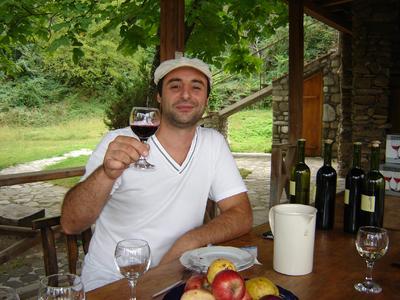 Weinkultur in Georgien