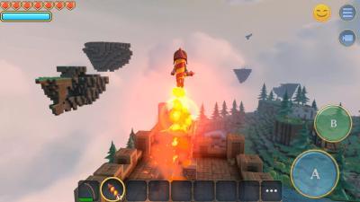 PK Mobile Rocket Jump