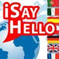 iSayHello - Mit dem iPhone Sprachen lernen