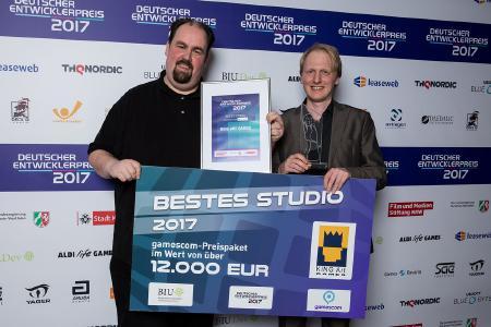 Geschäftsführer KING Art Games (c) Uwe Voelkner / FOX FotoagenturFOX