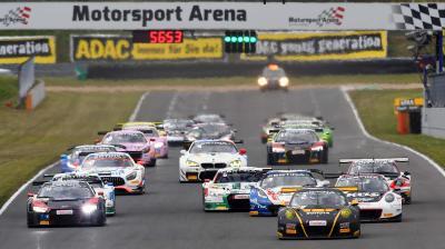 Das ADAC GT Masters eröffnet die Saison der Motorsport-Großveranstaltungen