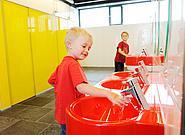 Waschanlage für Kinder