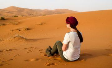 Den Spirit der Seventies spüren Erlebnisurlauber auf der Dachzeltreise durch Marokko