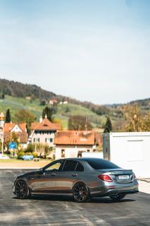 Barracuda Racing Wheels Europe: Mercedes-AMG W213 E 63 S 4MATIC+ mit Barracuda Ultralight Project 2.0