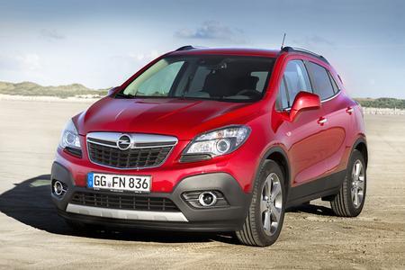 """Bester Dienstwagen Deutschlands: Der Opel Mokka 1.4 Turbo ist das """"Firmenauto des Jahres 2015"""". Foto: Adam Opel AG"""
