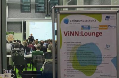 ViNN:Lounge - ein fester Bestandteil im Veranstaltungskalender der TH Wildau