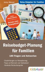 Buchcover Reise-Budgetplanung für Familien