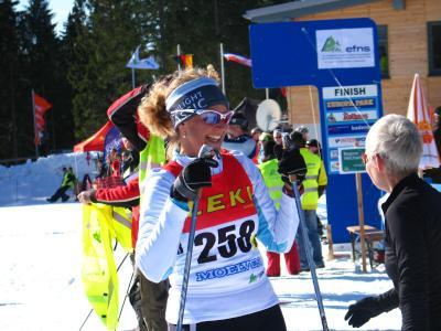 Keine Weltcupstrecke ist vor den Forstleuten sicher, kein nordisches Skigebiet zu weit, um sich nicht europaweit zu treffen / Foto: EFNS, Todtnau 2012