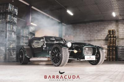 VM 77: Lotus Seven replica on Barracuda Karizzma wheels