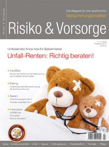 """Risiko&Vorsorge"" 4/2012"