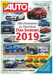 AUTO STRASSENVERKEHR 22/2018