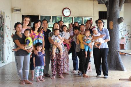 Experiment e.V. bietet den IJFD in Thailand und fünf weiteren Ländern an / Foto: Sophie Marijke Holtmann
