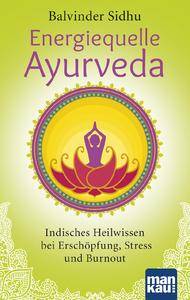 Cover Energiequelle Ayurveda