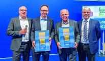 König Kunde Award prämiert die besten Caravaning-Marken / Fotos: DoldeMedien Verlag/Bernd Hanselmann