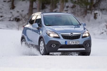 Bestseller: Der Opel Mokka ist der Star unter den subkompakten SUV, © GM Company