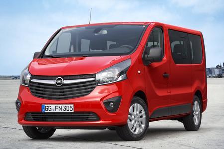 Begehrte Opel-Nutzfahrzeuge: Besonders zulegen konnte mit einem Plus von 18 Prozent der Opel Vivaro