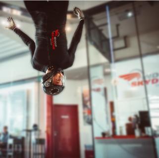 Indoor Skydiving DM 2018