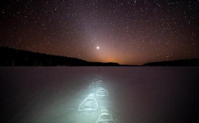 Neuer Internationaler Dark Sky Park in Kanada