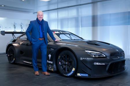 Hans Tekeser, Geschäftsführer von Alzner Automotive
