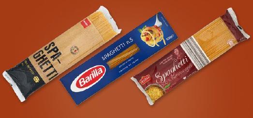 Spaghetti bei Öko-Test: Mehr als die Hälfte enthalten Glyphosat