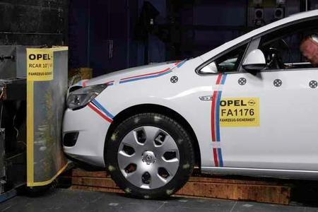 Neuer Opel Astra ? Kasko klasse 2