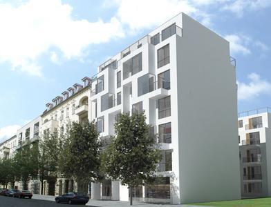 Diamona & Harnisch errichtet für knapp 100 Mio. Euro hochwertige Berliner Wohnresidenzen
