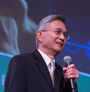 G. T. Ng, Exekutivsekretär der adventistischen Weltkirchenleitung / © Foto: Brent Hardinge / ANN