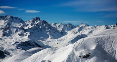 die grands domaines vier gro e skigebiete in frankreich france montagnes pressemitteilung. Black Bedroom Furniture Sets. Home Design Ideas