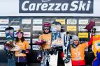 Ledecka and Sobolev victorious in Alpine Snowboard World Cup season's opener
