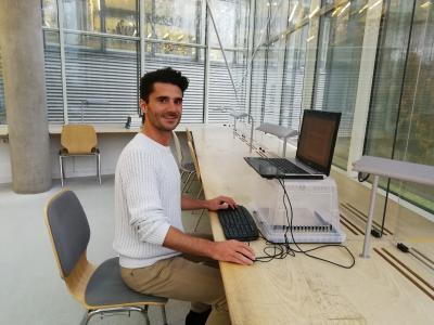 Autor und Gesundheitsexperte Ramin Waraghai