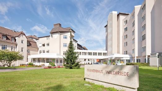 Fotocredit: Krankenhaus Waldfriede