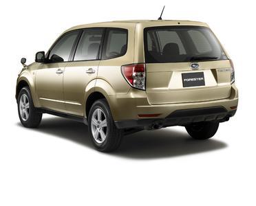 North-american international auto show Detroit: SUBARU präsentiert den neuen forester Modelljahr 2009