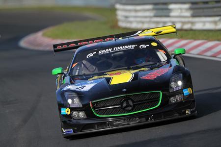 Haribo Racing startet beim 24h Rennen