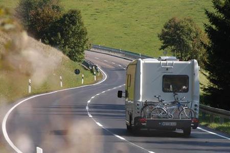 Richtig vorbereitet eine sichere Sache: Reisen mit dem Wohnmobil