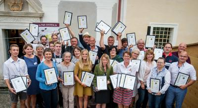 An industry leader approaches its jubilee: in summer 2019, the grand international organic wine award will launch its tenth edition