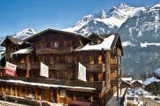 Chalet Schweiz