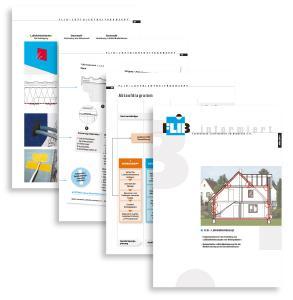 Luftdichtheitskonzept – wie funktioniert das? Eine neue Broschüre des FLiB zeichnet ein umfassendes, anschauliches und praxisnahes Bild davon, was zu einem Luftdichtheitskonzept dazu gehört und wie mit seiner Hilfe eine dauerhaft funktionstüchtige Luftdichtheitseben entsteht. Kostenfreier Download unter www.luftdicht.info und www.flib.de.  Grafik: FLiB e. V. Veröffentlichung bei Quellenangabe honorarfrei. Belegexemplar erbeten.