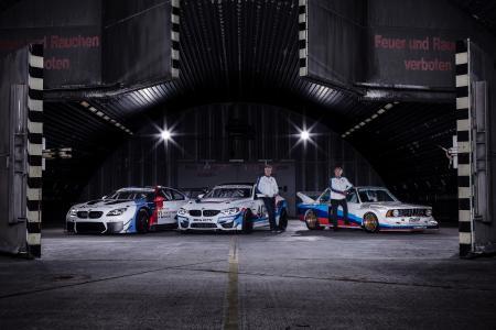 Jens Marquardt, Jochen Neerpasch, BMW 320 Gruppe 5, BMW M6 GT3, BMW M4 GT4